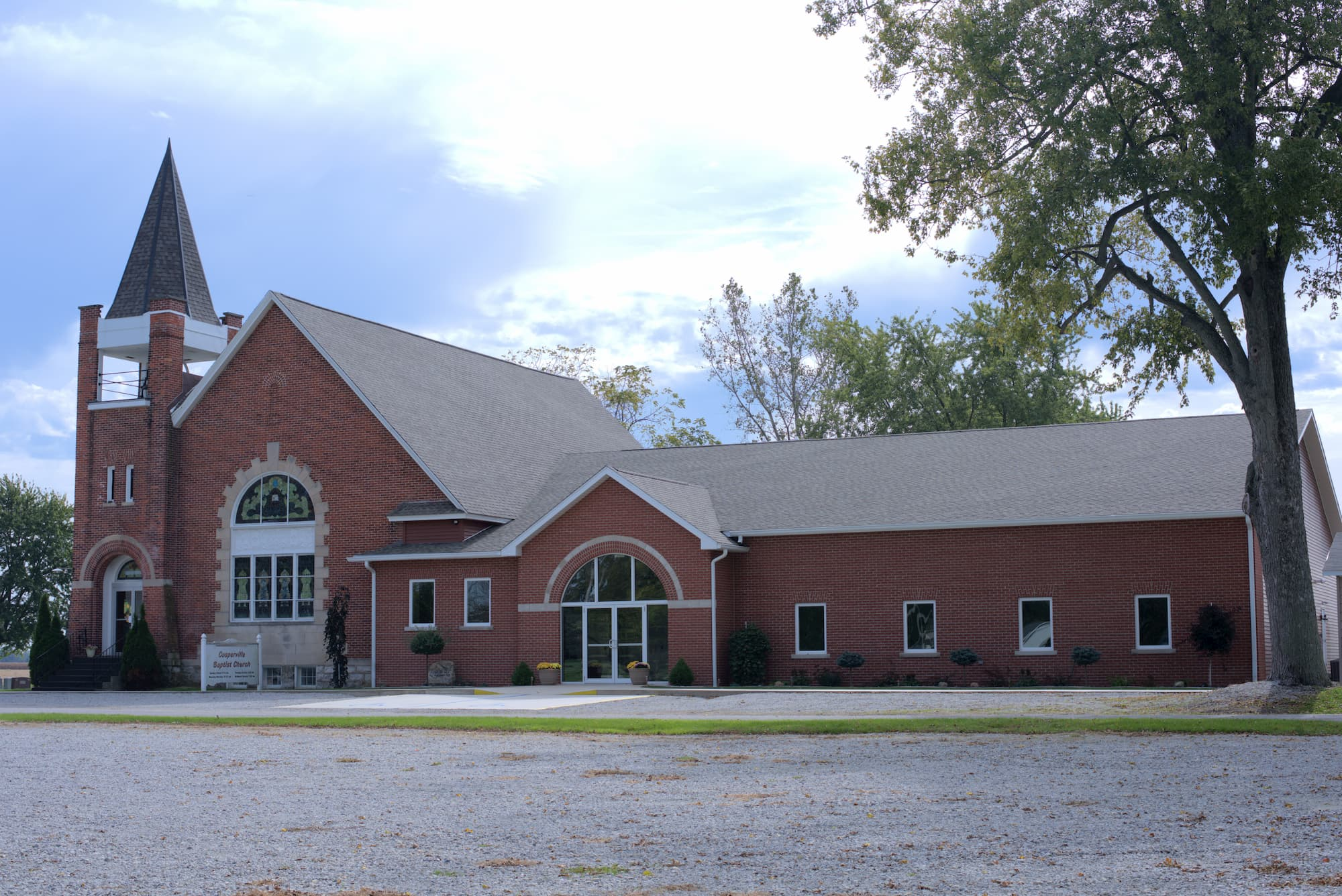 Cosperville Baptist Church