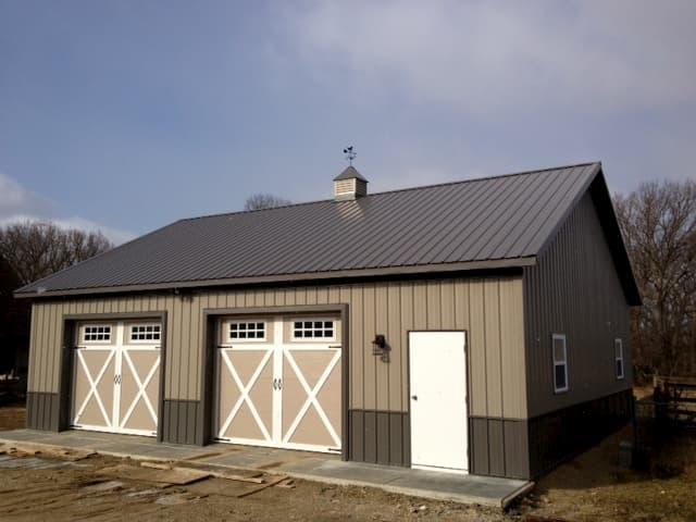 New Garage Construction Company