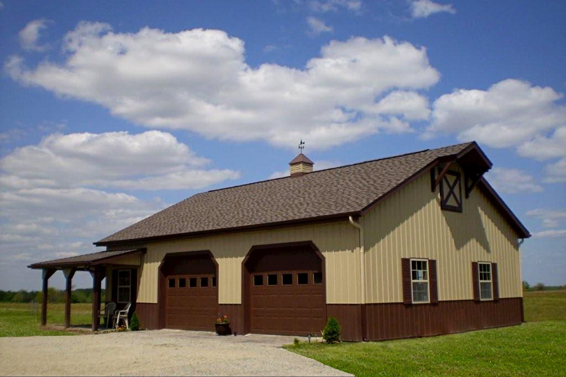 Northern Indiana Garage Builder