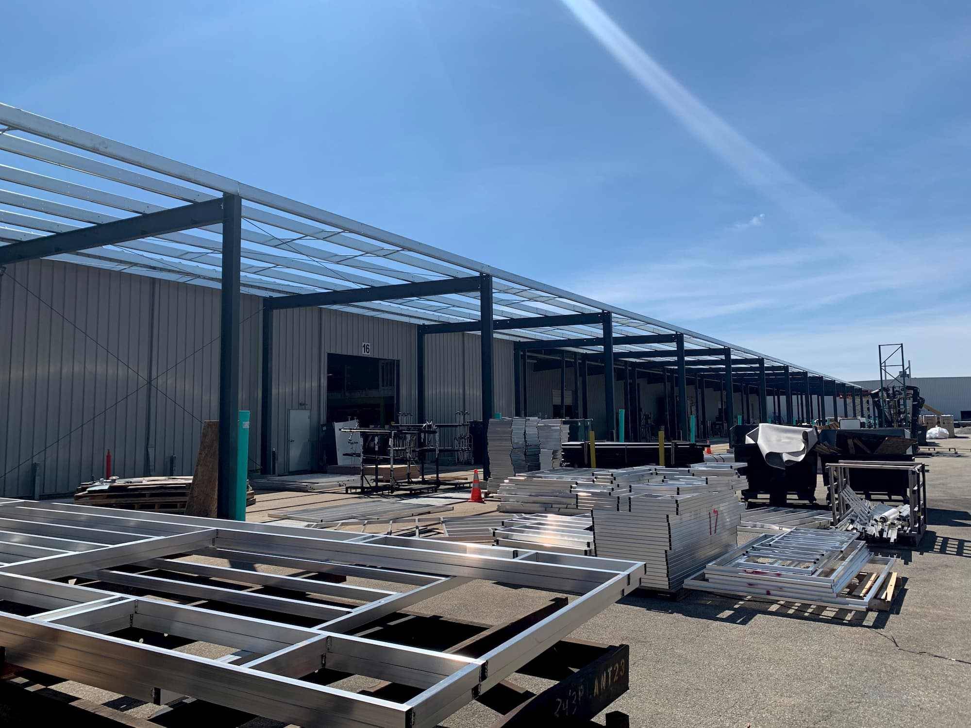 Quality Steel Building Contractor