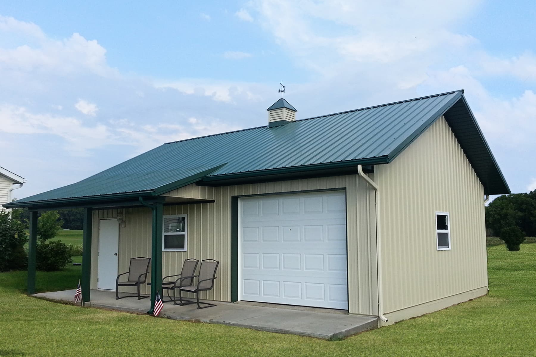 Small Garage General Contractor